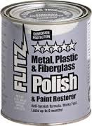 CA 03518 Flitz Polish Paste 1 Quart Can